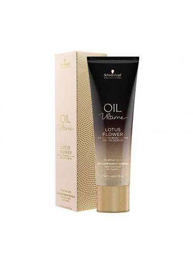 Bonacure BC Bonacure Oil Ultime Lotus Flower Oil In Scrub 250ml Renksiz